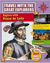 Explore with Ponce de Le�n - HC