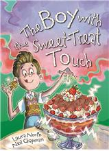 The Boy with the Sweet-Treat Touch - HC