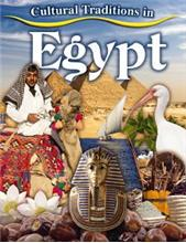 978-1-4271-1485-3 (6 PACK)  Cultural Traditions in Egypt