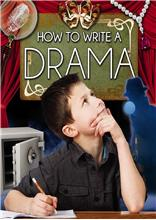 How to Write a Drama - HC