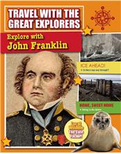 Explore with John Franklin - HC