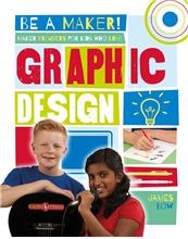 Maker Projects for Kids Who Love Graphic Design - eBook