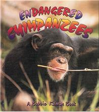Endangered Chimpanzees - HC