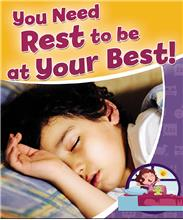 You Need Rest to be at Your Best! - PB