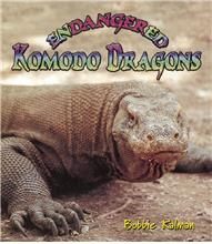 Endangered Komodo Dragons - PB