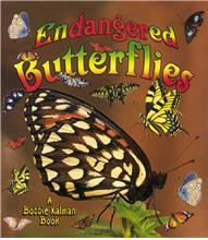 Endangered Butterflies - PB
