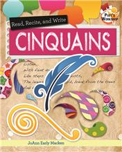 Read, Recite, and Write Cinquains - PB