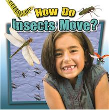 How Do Insects Move? - PB