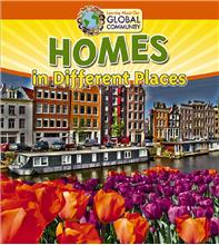 Homes in Different Places - PB