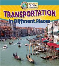 Transportation in Different Places - PB