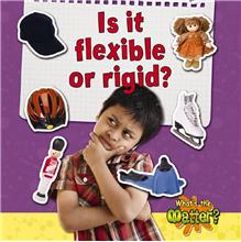Is it flexible or rigid? - HC