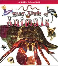 Many Kinds of Animals - HC