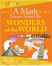 A Math Journey Around the Wonders of the World - PB
