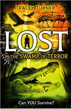 Lost in the Swamp of Terror - HC