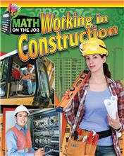 Math on the Job: Working in Construction - PB