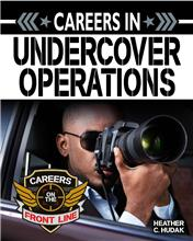 Careers in Undercover Operations - eBook
