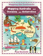 Mapping Australia and Oceania, and Antarctica - HC