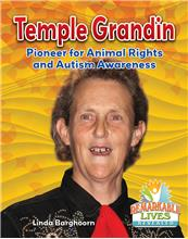 Temple Grandin: Pioneer for Animal Rights and Autism Awareness - HC
