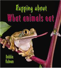 Rapping about What animals eat - PB