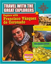 Explore with Francisco Vazquez de Coronado - HC