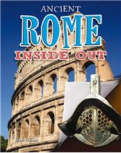 Ancient Rome Inside Out - PB