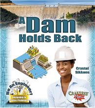 A Dam Holds Back - HC