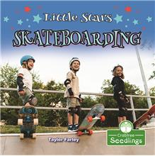 Little Stars Skateboarding - PB