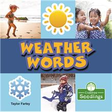 Weather Words - PB