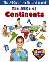 The ABCs of Continents - PB