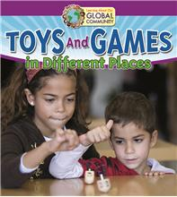 Toys and Games in Different Places - PB