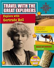 Explore with Gertrude Bell - PB