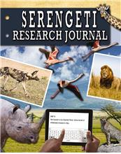 Serengeti Research Journal - PB