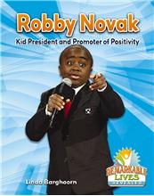 Robby Novak: Kid President and Promoter of Positivity - HC