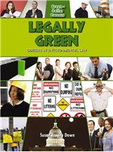 Legally Green: Careers in Environmental Law - PB