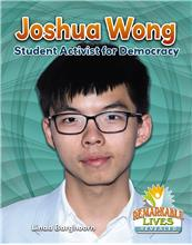 Joshua Wong: Student Activist for Democracy - PB