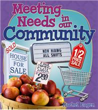 Meeting Needs in Our Community - PB