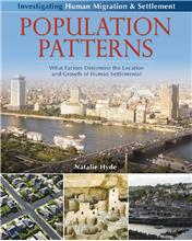 Population Patterns: What factors determine the location and growth of human settlements? - PB