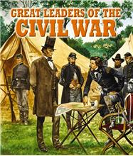 Great Leaders of the Civil War - HC