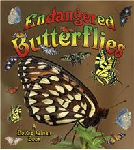 Endangered Butterflies - eBook