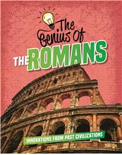 The Genius of the Romans - PB