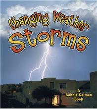 Changing Weather: Storms - eBook