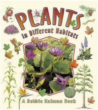 Plants in Different Habitats - eBook