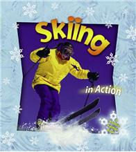 Skiing in Action - eBook