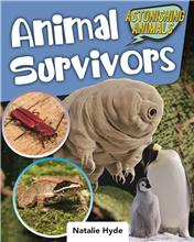 Animal Survivors - HC