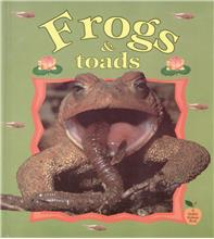 Frogs and Toads - PB