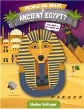 People Did What in Ancient Egypt? - HC