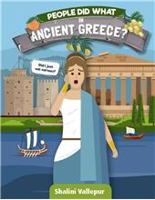 People Did What in Ancient Greece? - PB