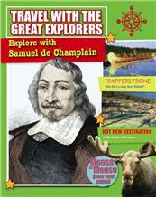 Explore with Samuel de Champlain - eBook