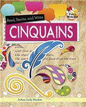 Read, Recite, and Write Cinquains - eBook