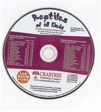 Reptiles of all Kinds - CD Only - CD - Audio